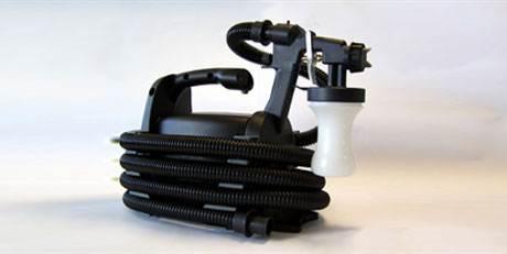 Maxi Turbo מכונת שיזוף בהתזה 1
