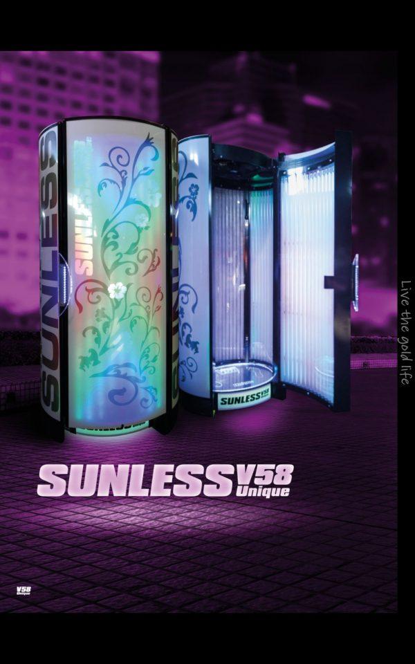 מקלחון שיזוף SUNLESS 58 3