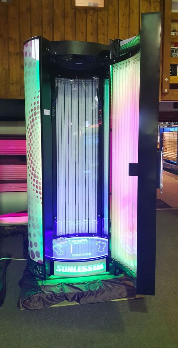 מקלחון שיזוף SUNLESS 58 8