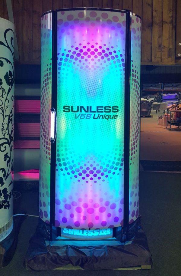 מקלחון שיזוף SUNLESS 58 6