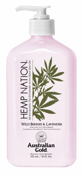 Hemp Nation® Wild Berries & Lavender 1