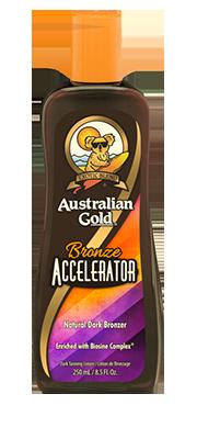 קרם שיזוף Bronze Accelerator - קרם שיזוף אייקוני המועשר בברונזרים טבעיים לתוצאות שיזוף כהות במיוחד. 1