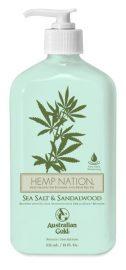 Hemp Nation® Sea Salt & Sandalwood