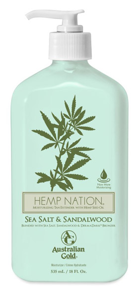 Hemp Nation® Sea Salt & Sandalwood 1