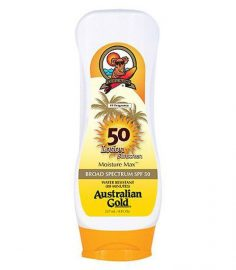 AUSTRALIAN GOLD SPF 50 LOTION SUNSCREEN