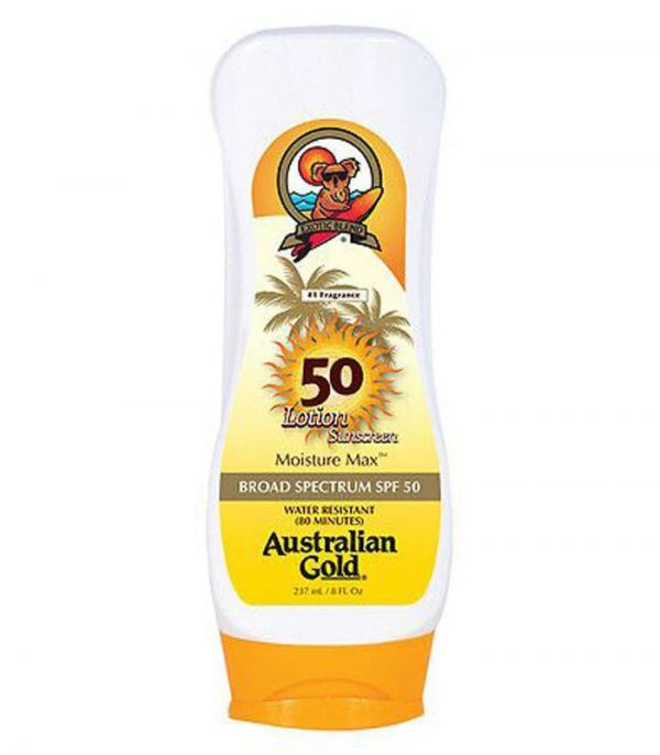 AUSTRALIAN GOLD SPF 50 LOTION SUNSCREEN 1
