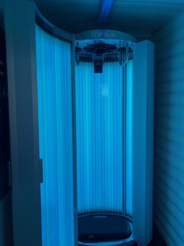 מקלחון שיזוף Top Sun 58 Extreme 6