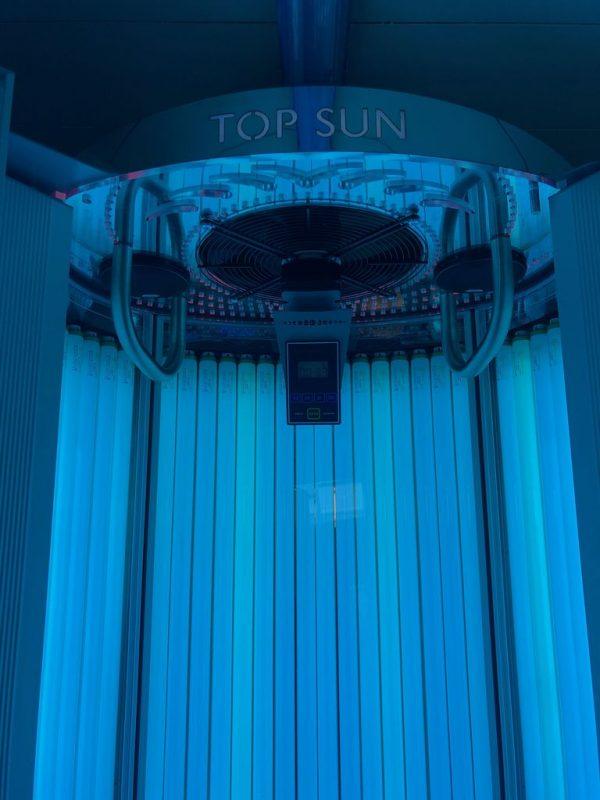 מקלחון שיזוף Top Sun 58 Extreme 4